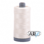 Aurifil 28 Cotton Thread - 2026 (Cream)